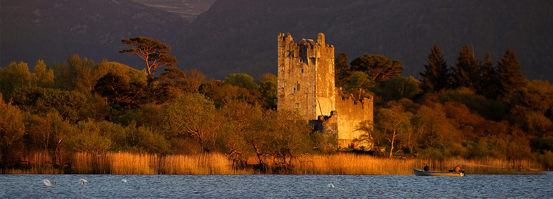 Ross Castle Killarney National Park
