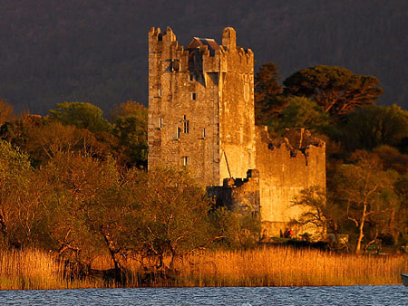 Ross Castle & Knockreer