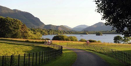 Killarney Cycling Routes