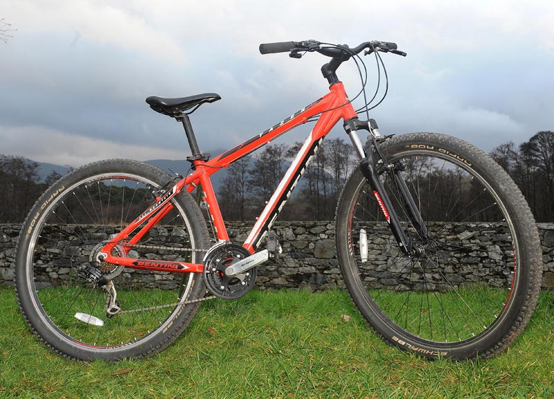 Mountain bike for Gap of Dunloe