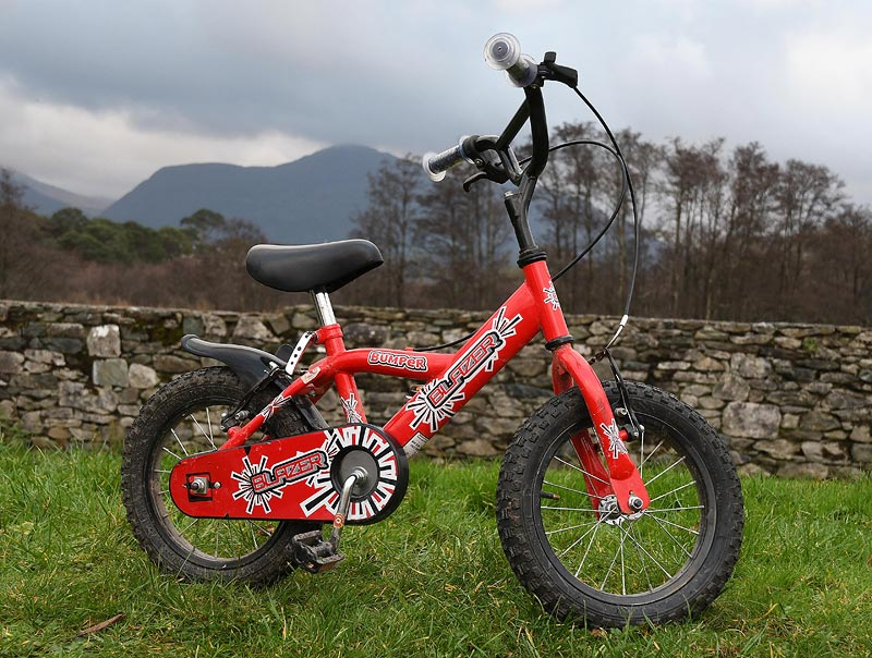 Kids bike rental Killarney