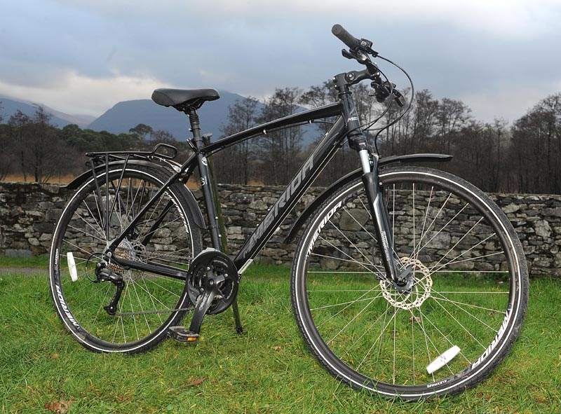 Ring of Kerry touring bike