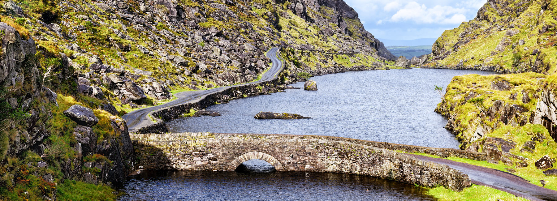 Cycle Gap of Dunloe